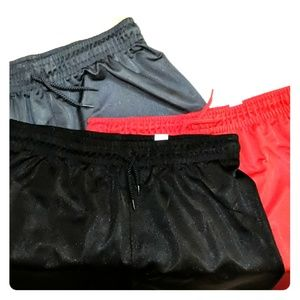 3 PAIR TCP SHORTS
